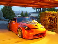 zrolimits 2004 Nissan 350Z