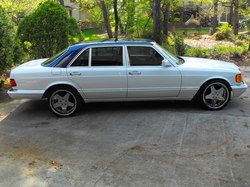 jaeloves2 1987 Mercedes-Benz 400SEL
