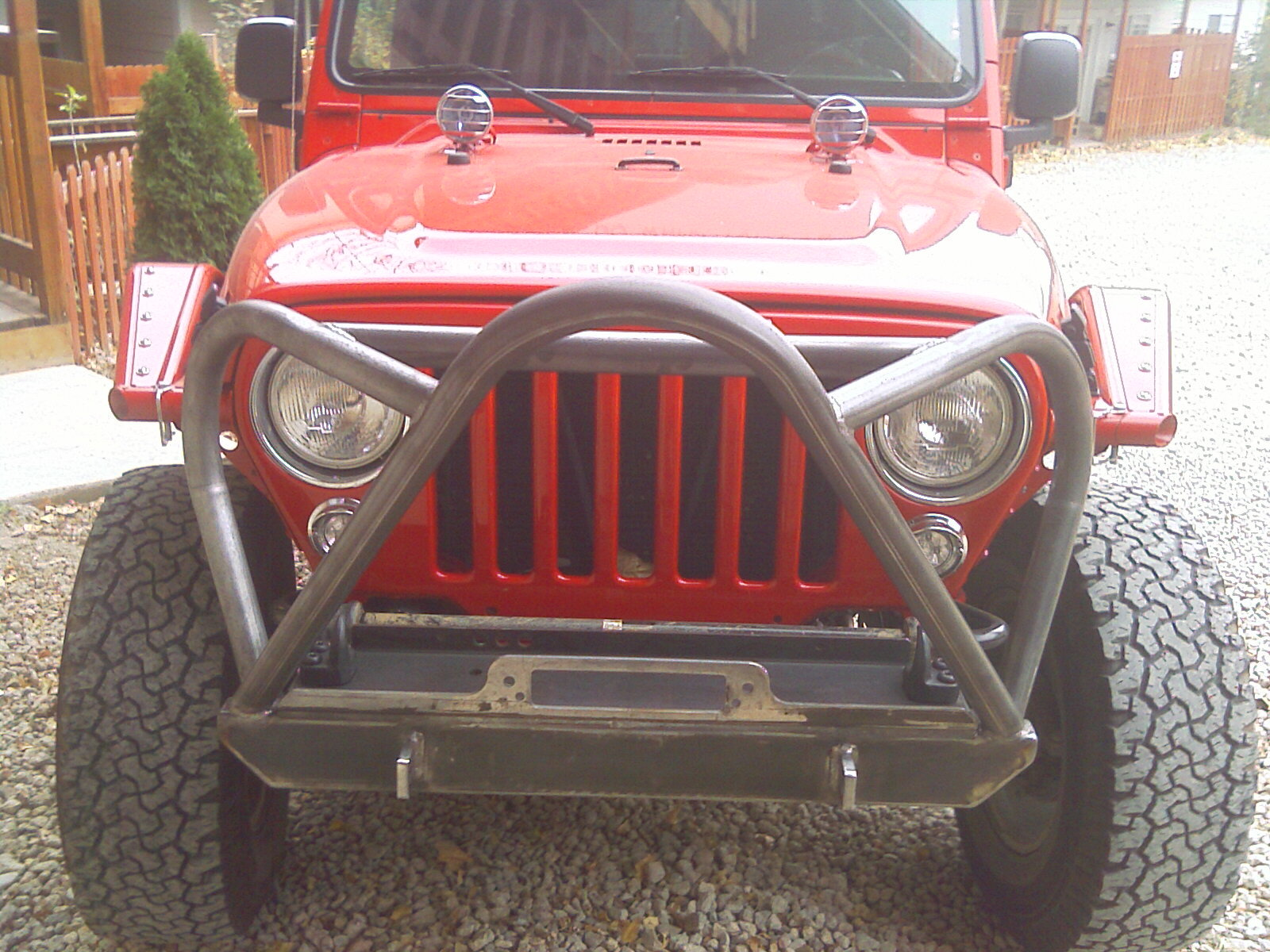 6thelement 2005 Jeep Wrangler 13022933