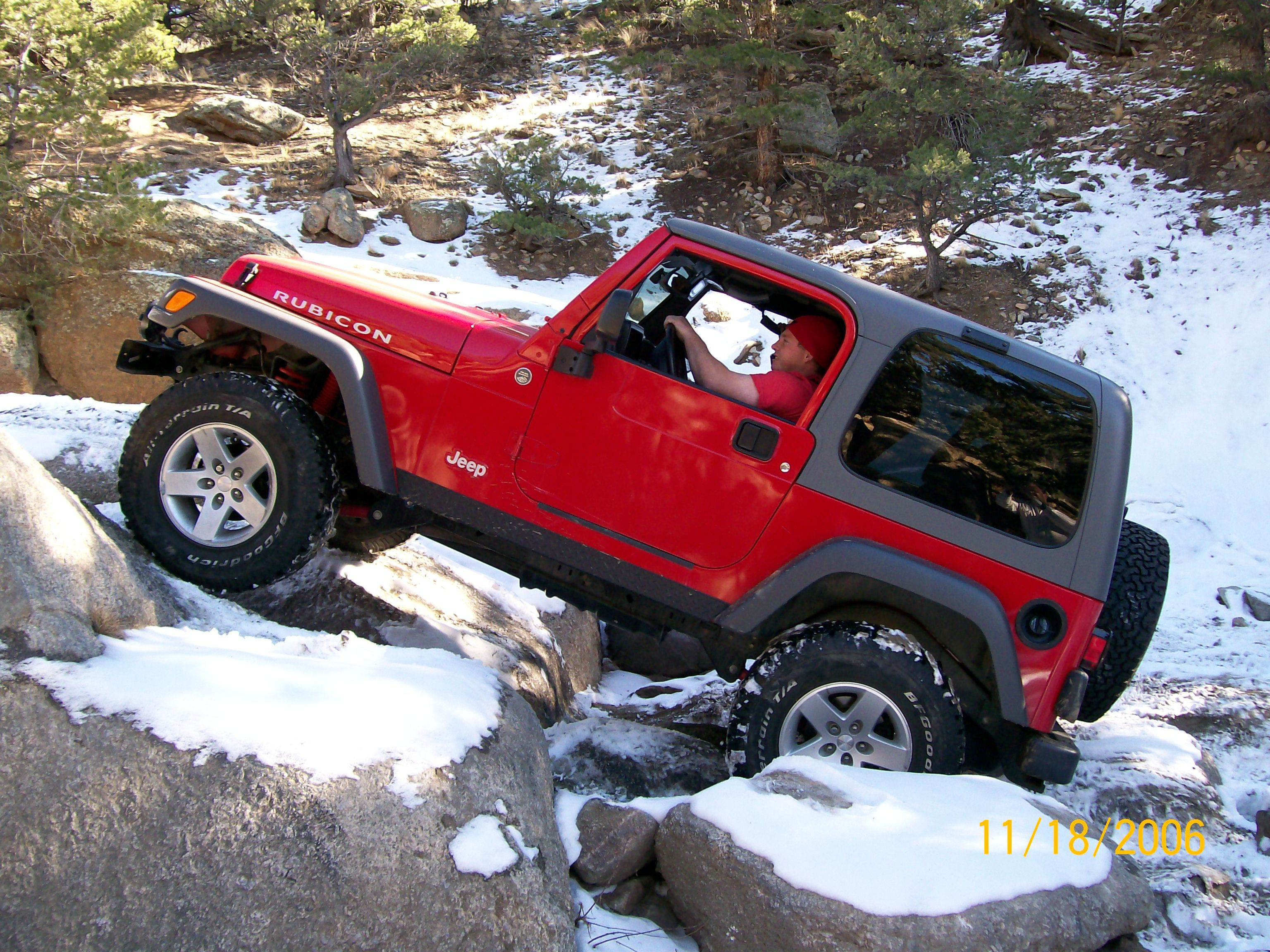 6thelement 2005 Jeep Wrangler 13022947