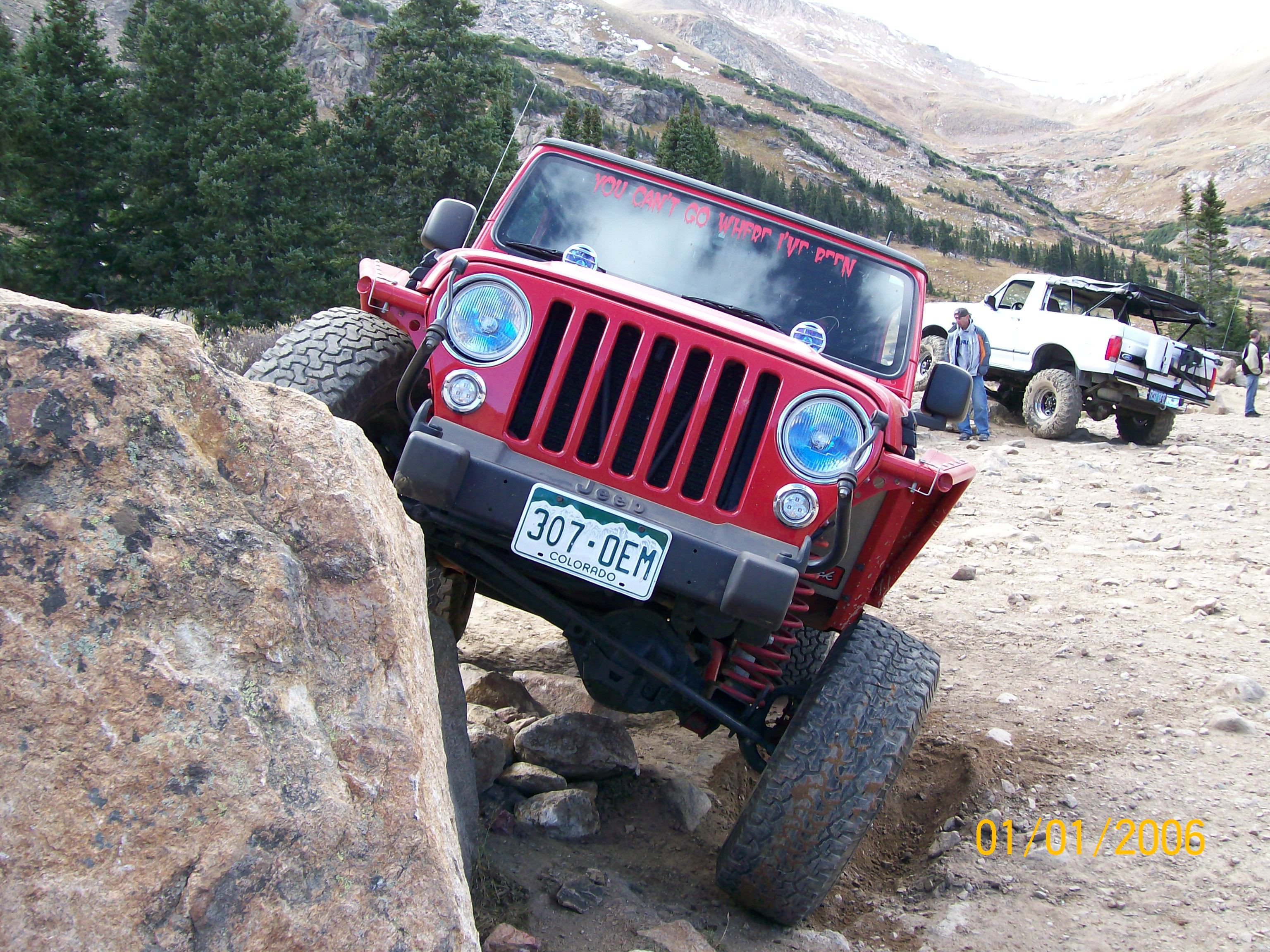 6thelement 2005 Jeep Wrangler 13022949