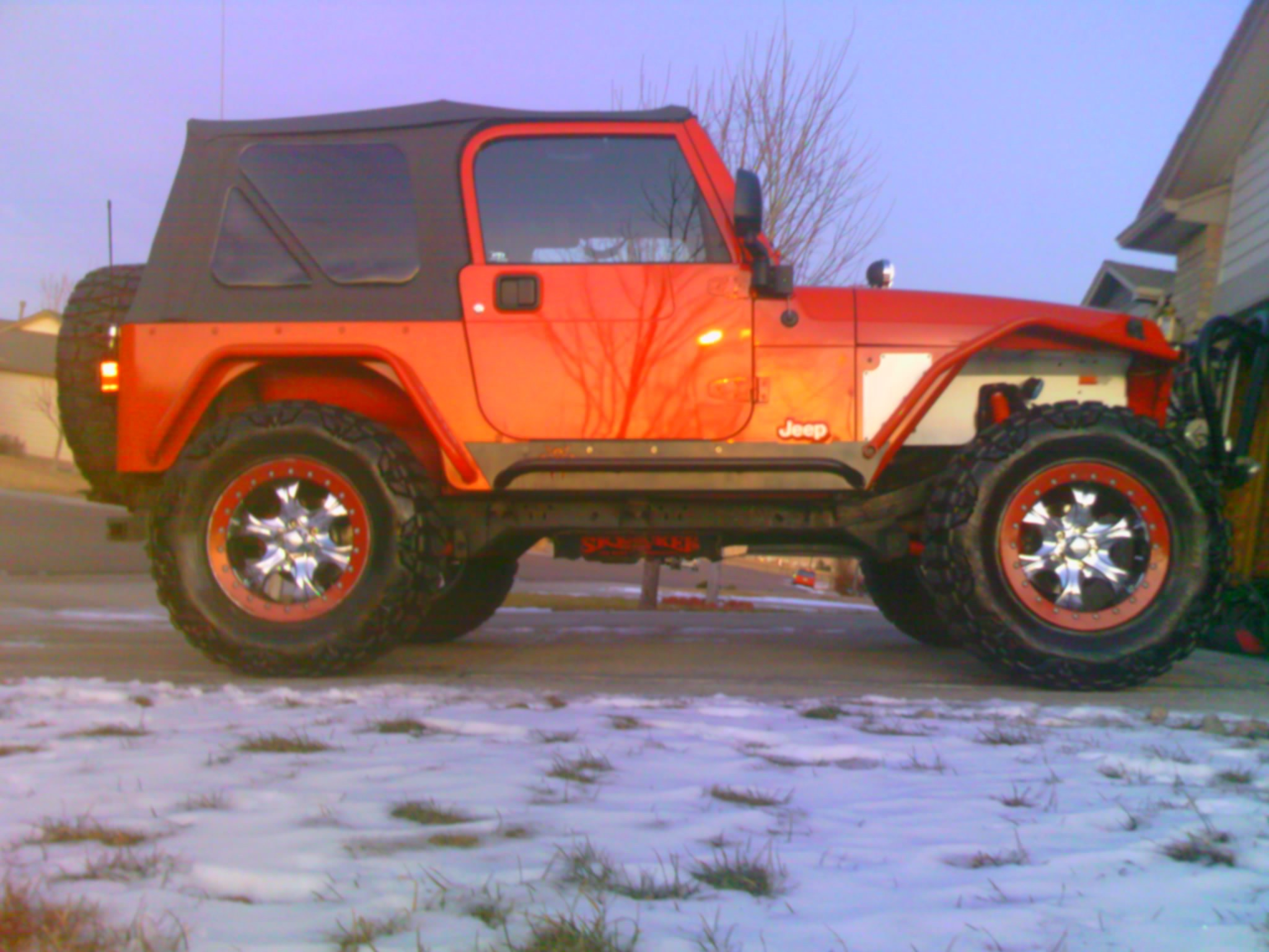 6thelement 2005 Jeep Wrangler 13022952