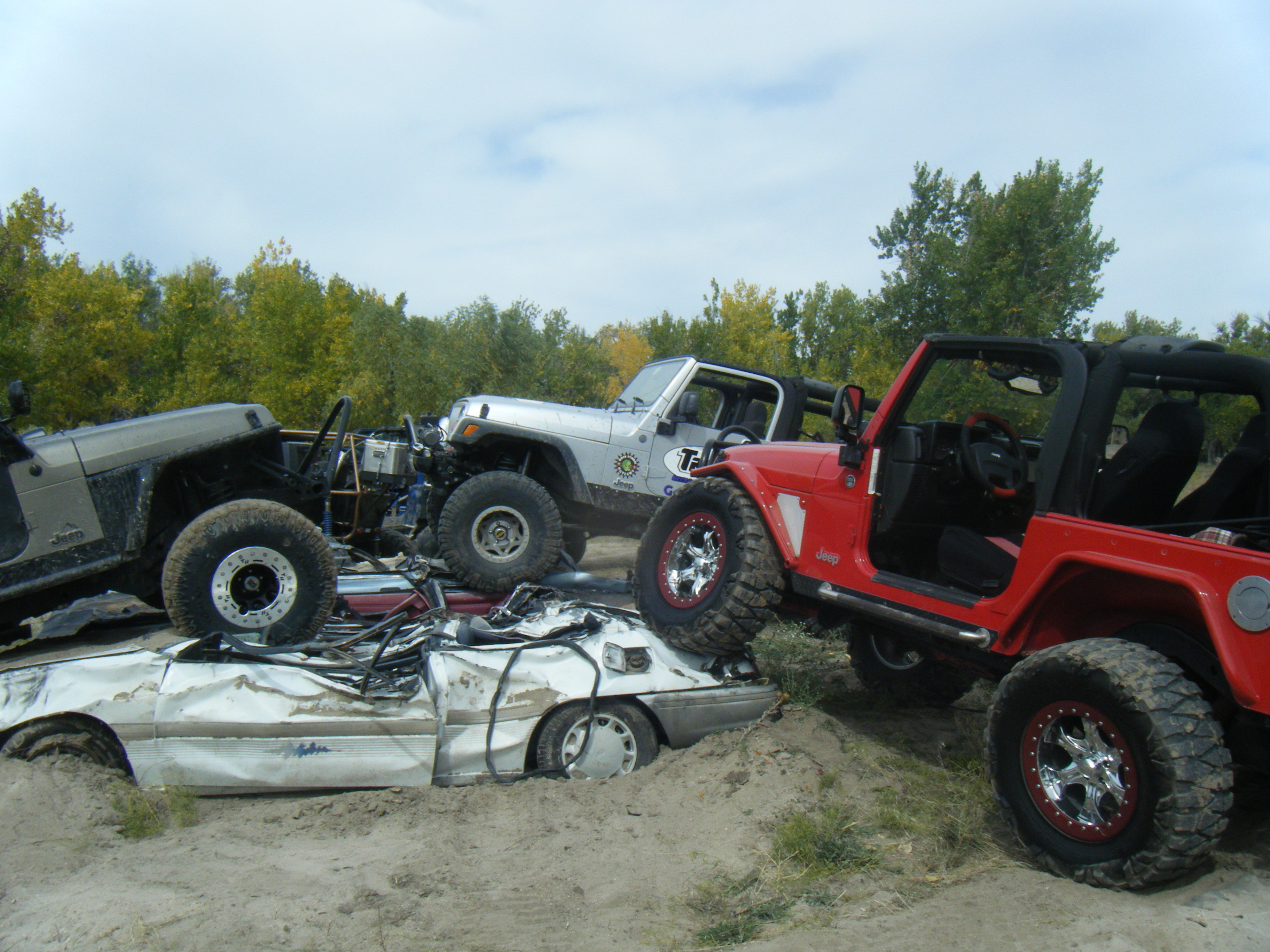 6thelement 2005 Jeep Wrangler 13022958