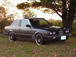 newton14s 1985 BMW 3 Series