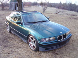 newton14s 1992 BMW 3 Series