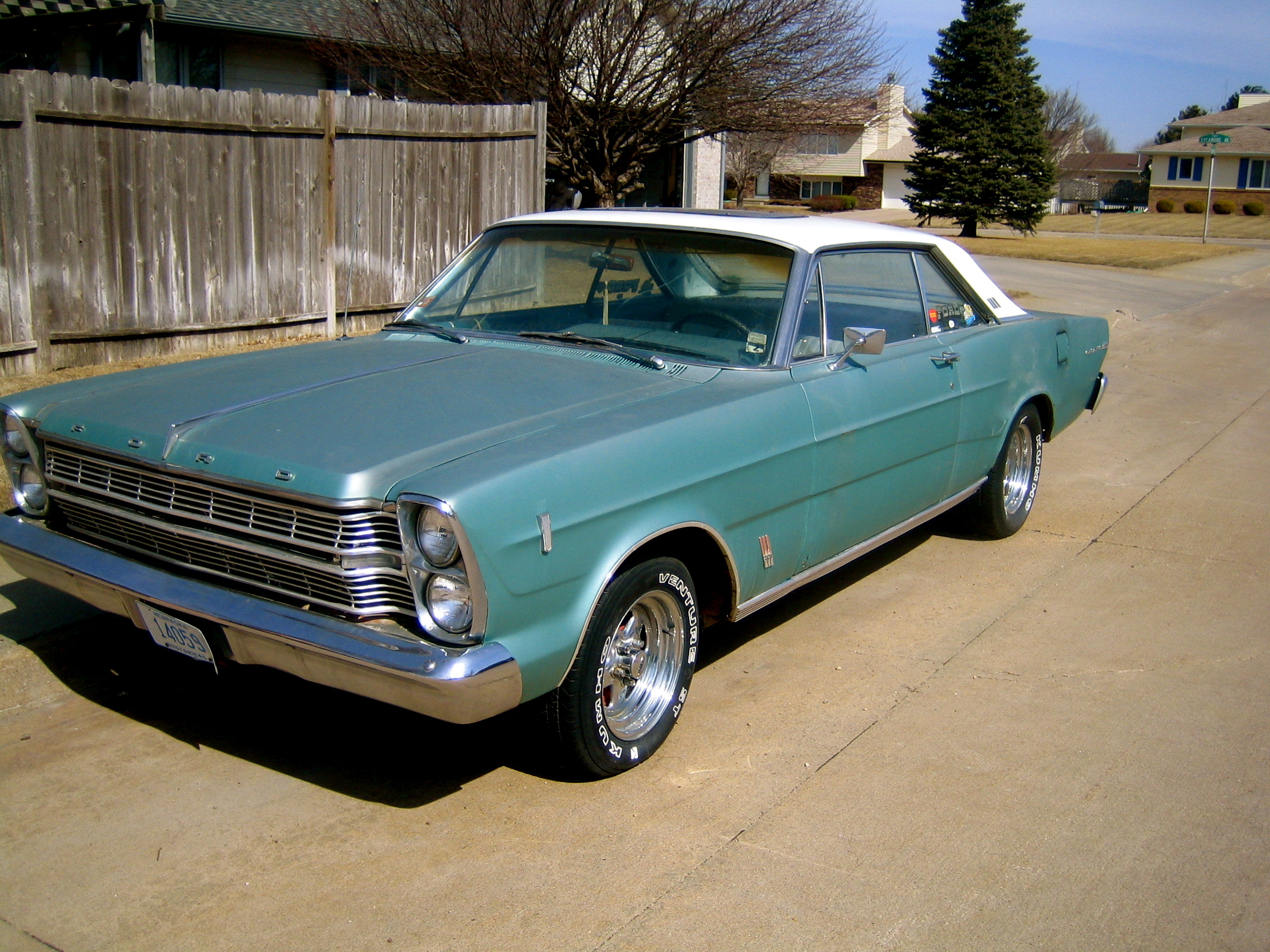 FEELINGFRESH 1966 Ford Galaxie 12946789