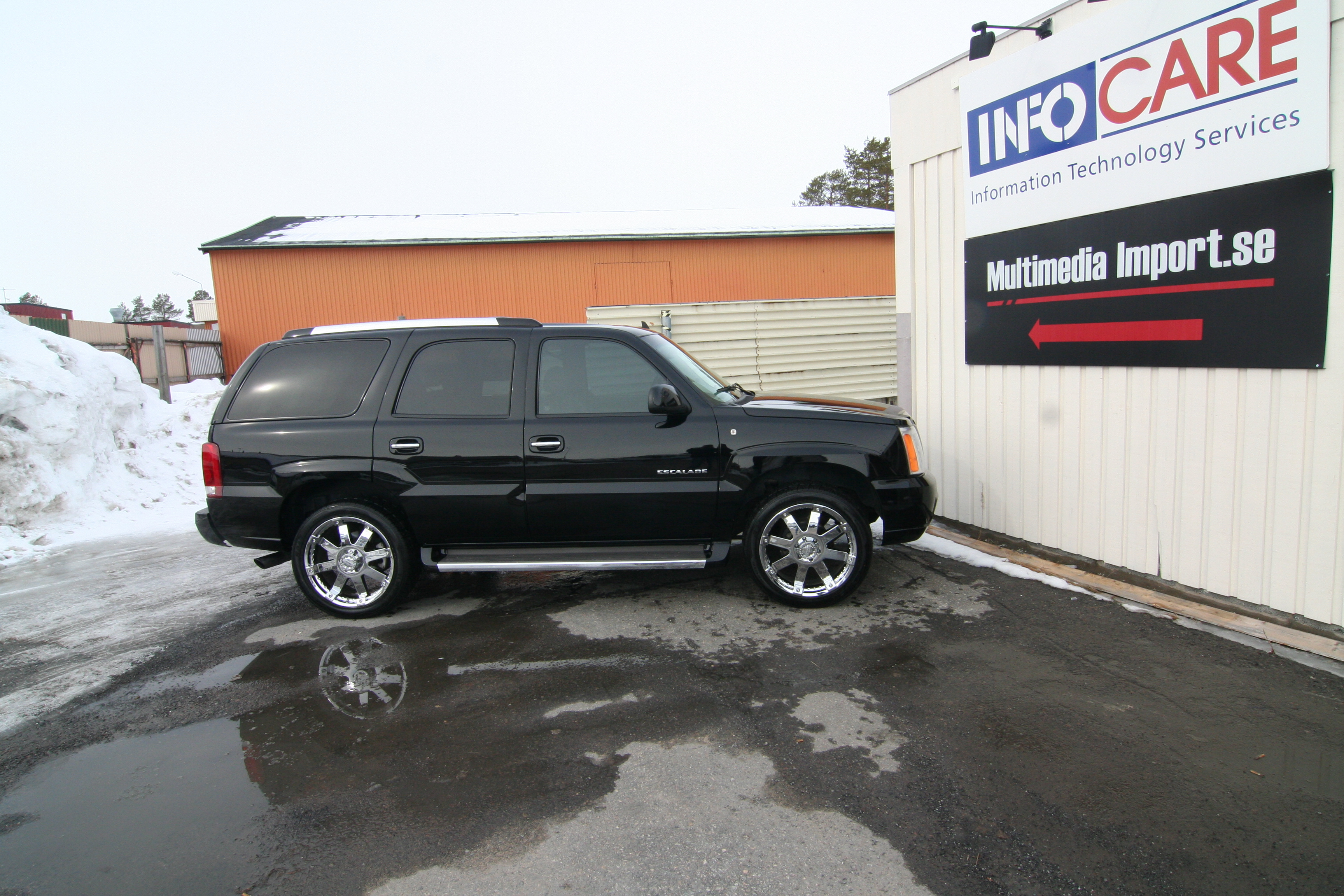 Another nyberg 2006 Cadillac Escalade post... - 12945356