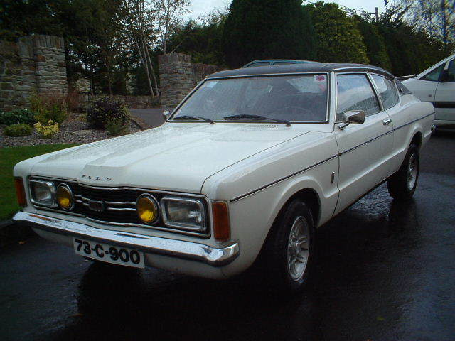 Another corktina 1973 Ford Taunus post... - 13509309