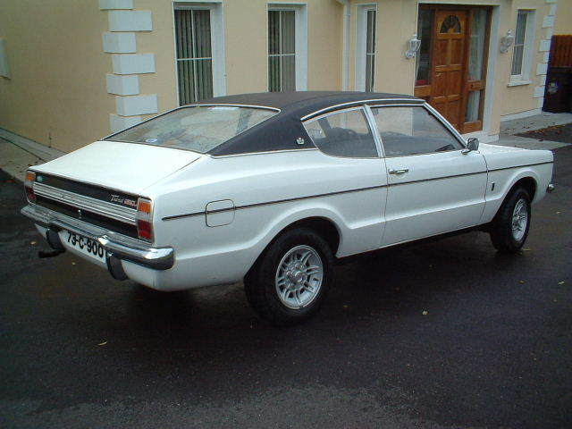 Another corktina 1973 Ford Taunus post... - 13509310