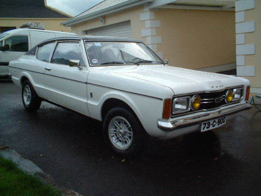 Another corktina 1973 Ford Taunus post... - 13509311