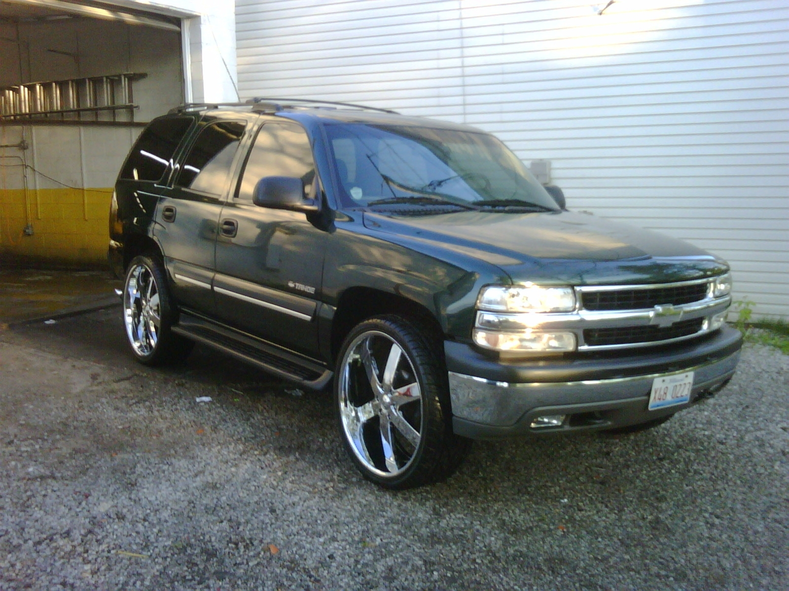 Another BIGKEN26 2001 Chevrolet Tahoe post... - 12946106