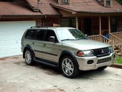 fb37vis 2001 Mitsubishi Montero Sport