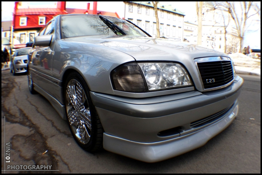 Vinz01 1999 Mercedes Benz C Class Specs Photos