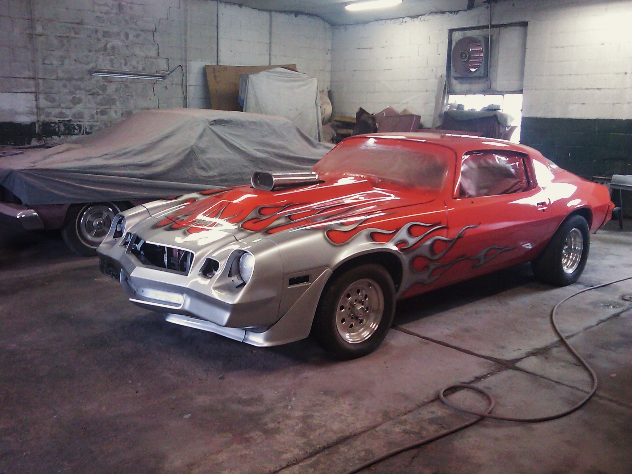 johnv405 1978 Chevrolet Camaro 12949849