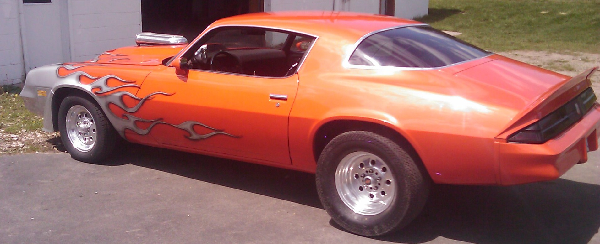 johnv405 1978 Chevrolet Camaro 12949862