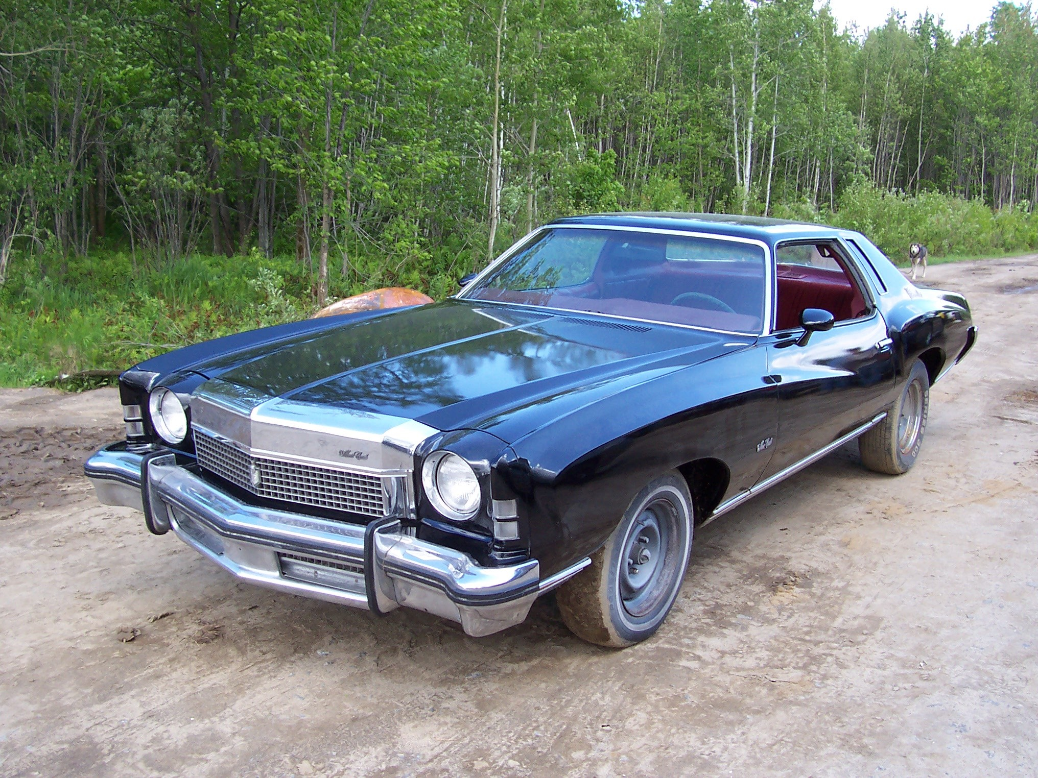 riviera71 1973 chevrolet monte carlo specs photos modification info at cardomain. Black Bedroom Furniture Sets. Home Design Ideas