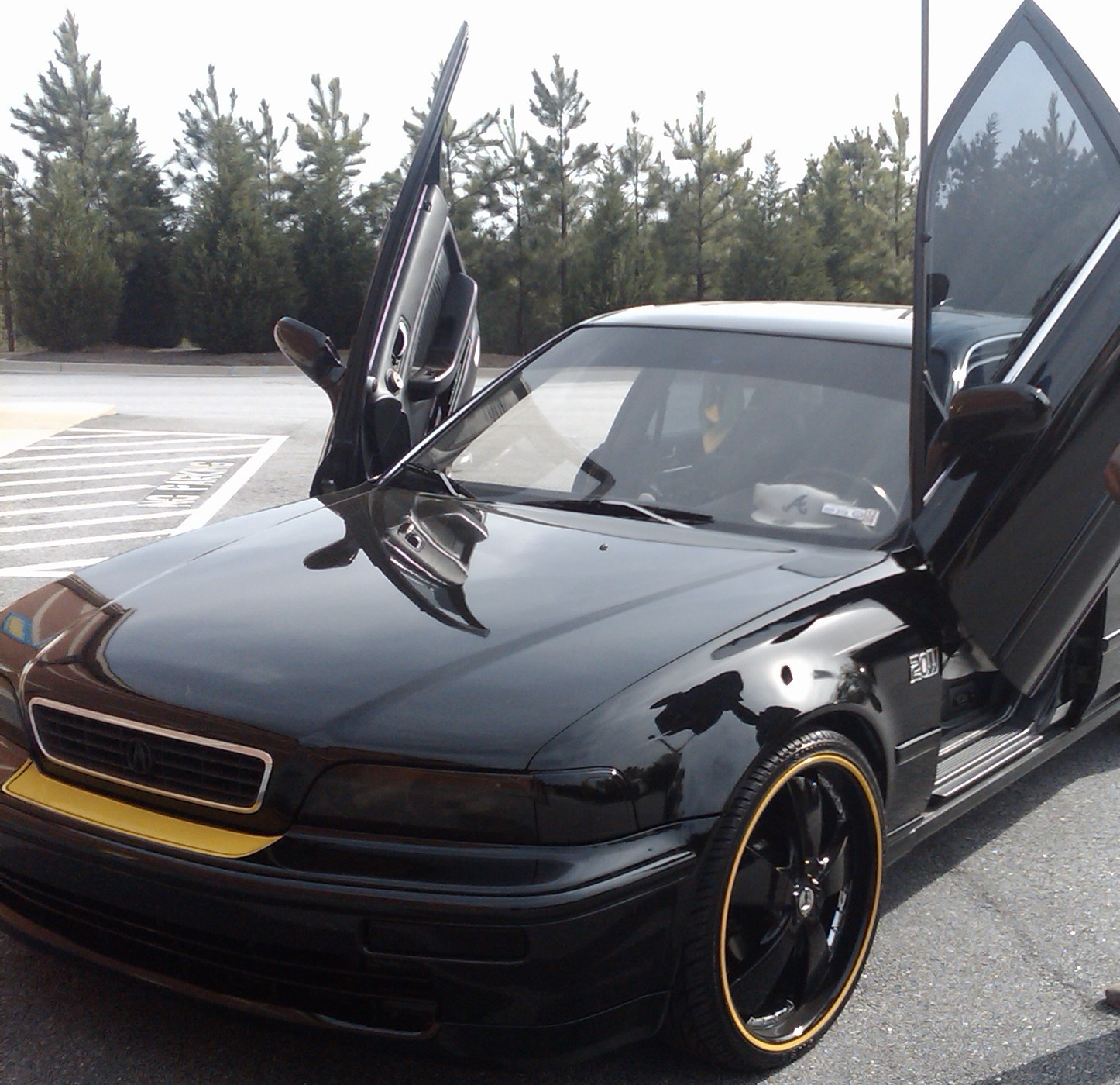Terrence84 1994 Acura Legend Specs, Photos, Modification