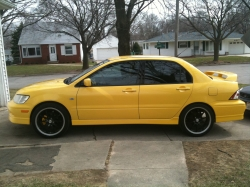CharBaby920s 2002 Mitsubishi Lancer