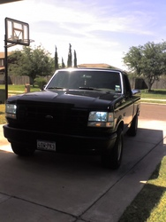 blackthunder302s 1992 Ford F150 Regular Cab