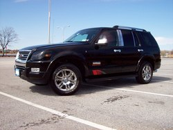 SALENEGIRLs 2007 Ford Explorer