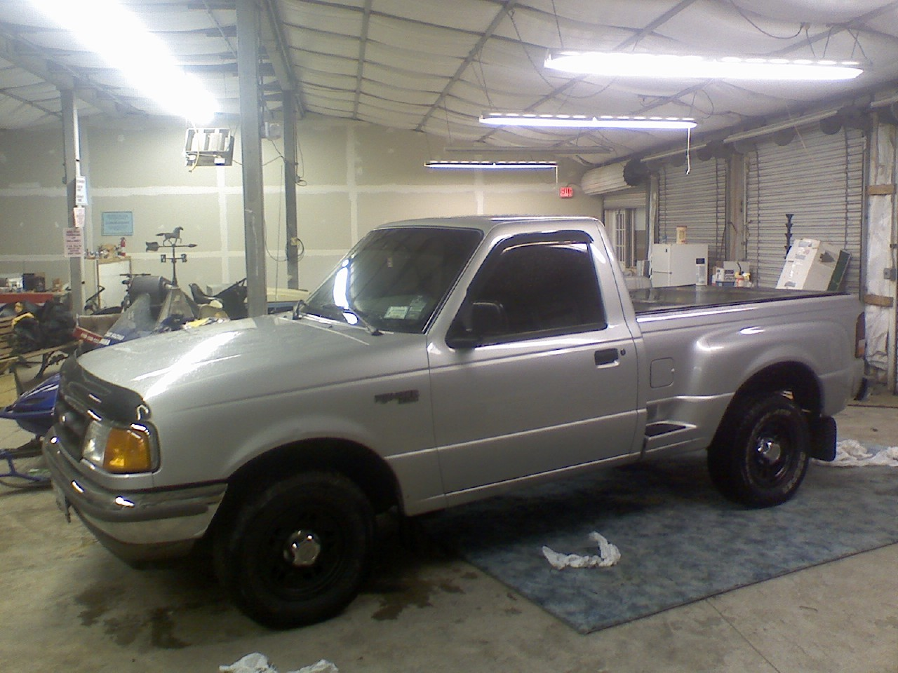 Shaner2145 1997 Ford Ranger Regular Cab Specs Photos
