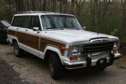 Jeeper23 1990 Jeep Grand Wagoneer