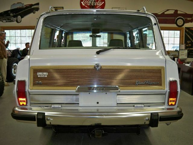 Another Jeeper23 1990 Jeep Grand Wagoneer post... - 12953904
