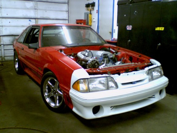 Another Oldskool442 1990 Ford Mustang post... - 9545077