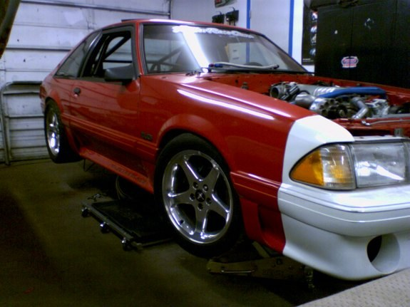 Another Oldskool442 1990 Ford Mustang post... - 9545079