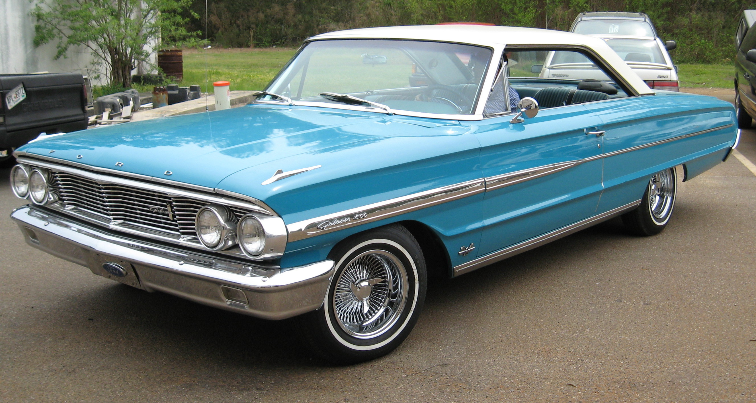 gendroptop  ford galaxie specs  modification info  cardomain