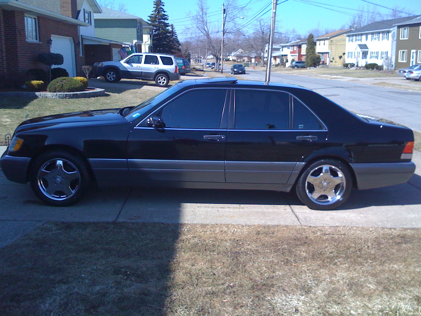 Another milantheboss22 1996 Mercedes-Benz S-Class post... - 13022839