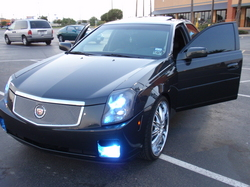 98saleens281s 2005 Cadillac CTS