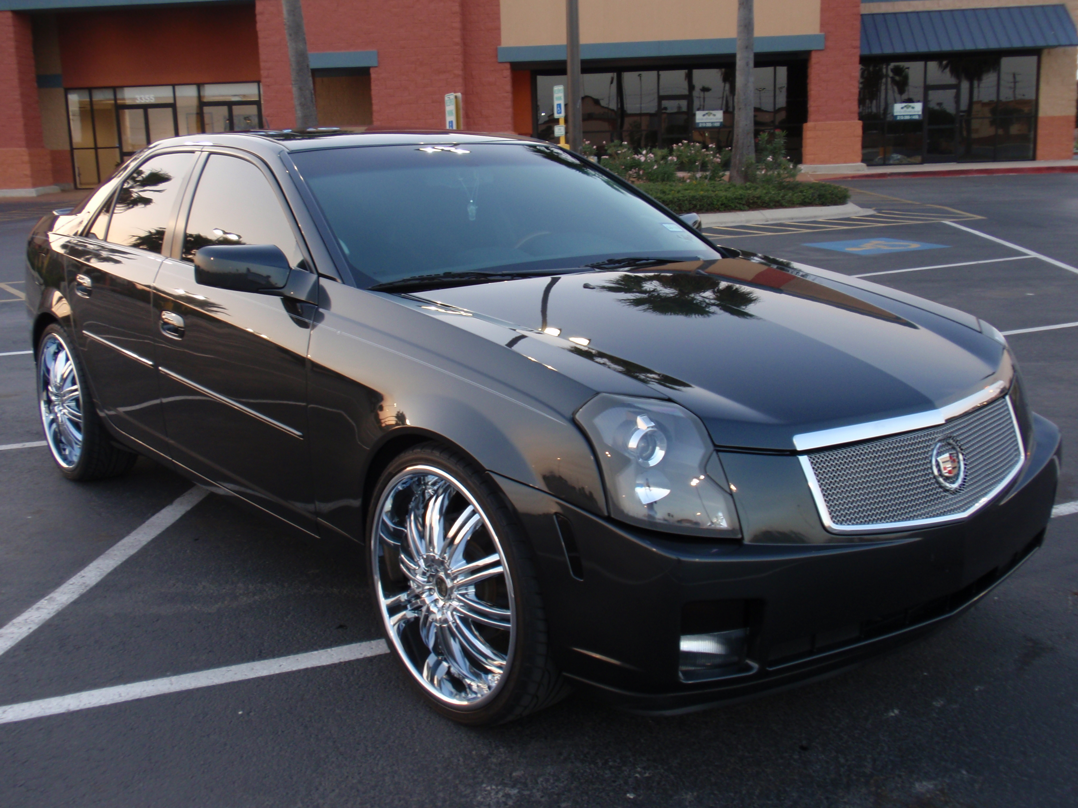 98saleens281 2005 cadillac cts specs photos modification info at cardomain. Black Bedroom Furniture Sets. Home Design Ideas