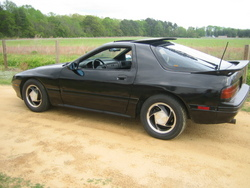 Moonhiddens 1990 Mazda RX-7