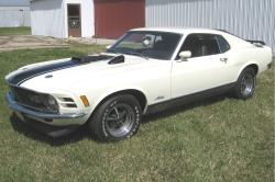 nightmachs 1970 Ford Mustang