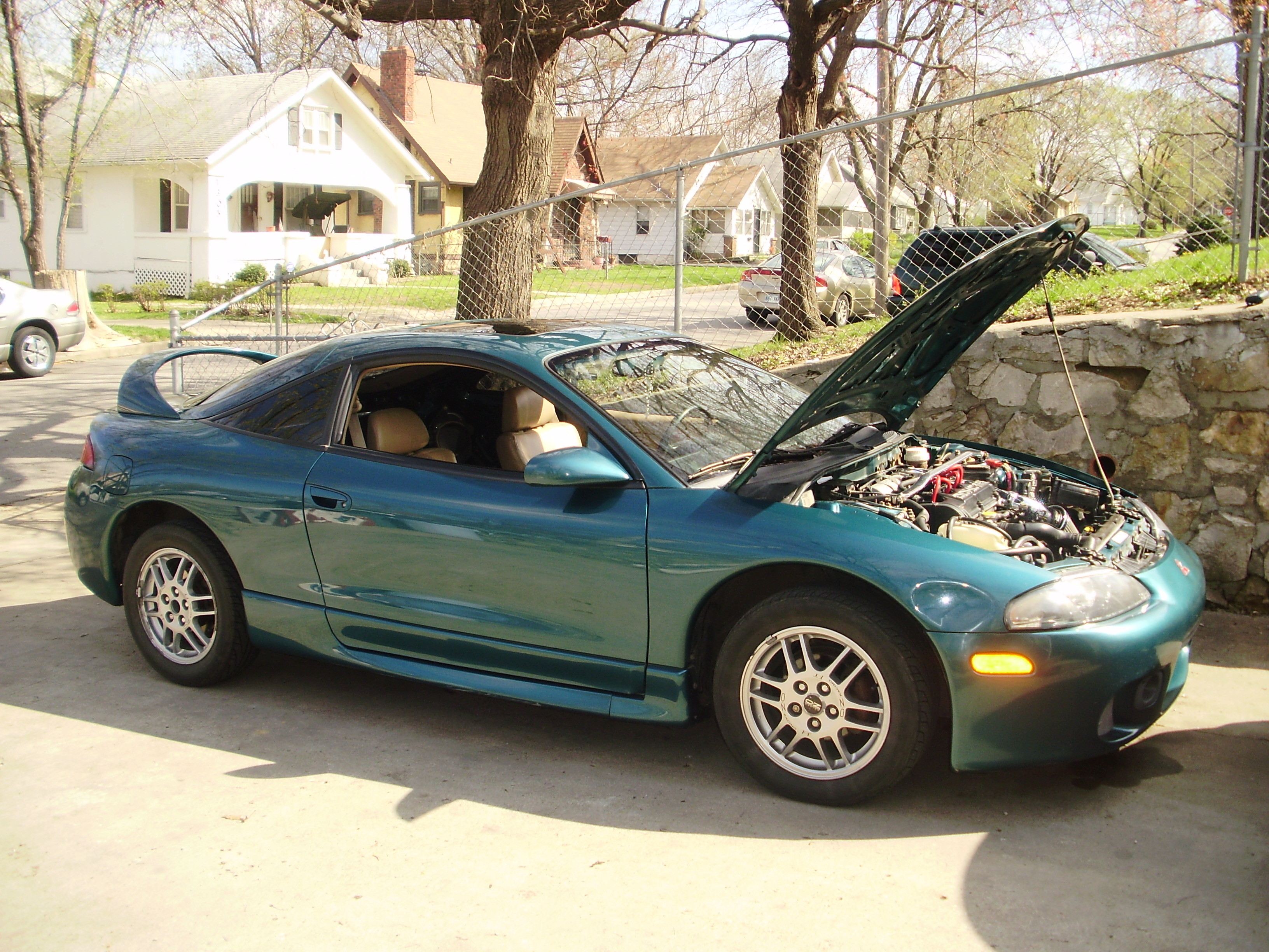 axrxp 39 s 1999 mitsubishi eclipse in kansas city ks. Black Bedroom Furniture Sets. Home Design Ideas