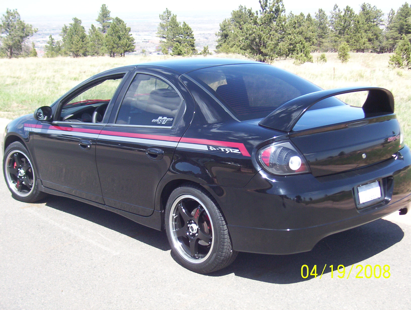 SHOWTYMESRT4 2004 Dodge Neon 12954567