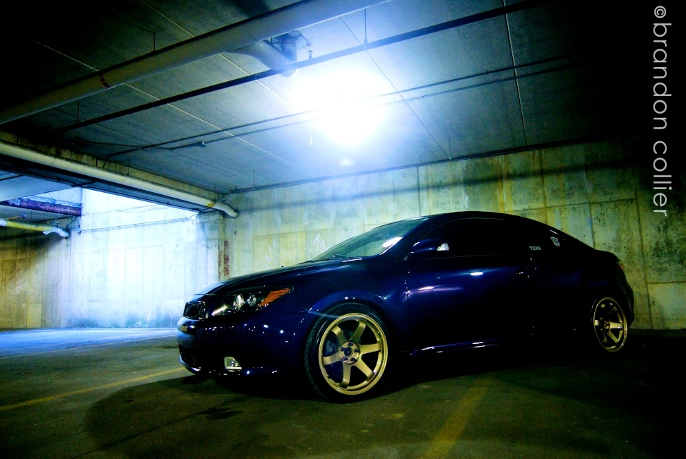 Bluemex's 2009 Scion tC