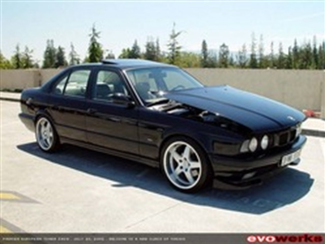 VMT9-3's 1991 BMW 5 Series