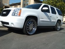 blumcbs 2008 GMC Yukon