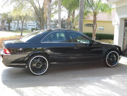 NightRyder26 2005 Lincoln LS