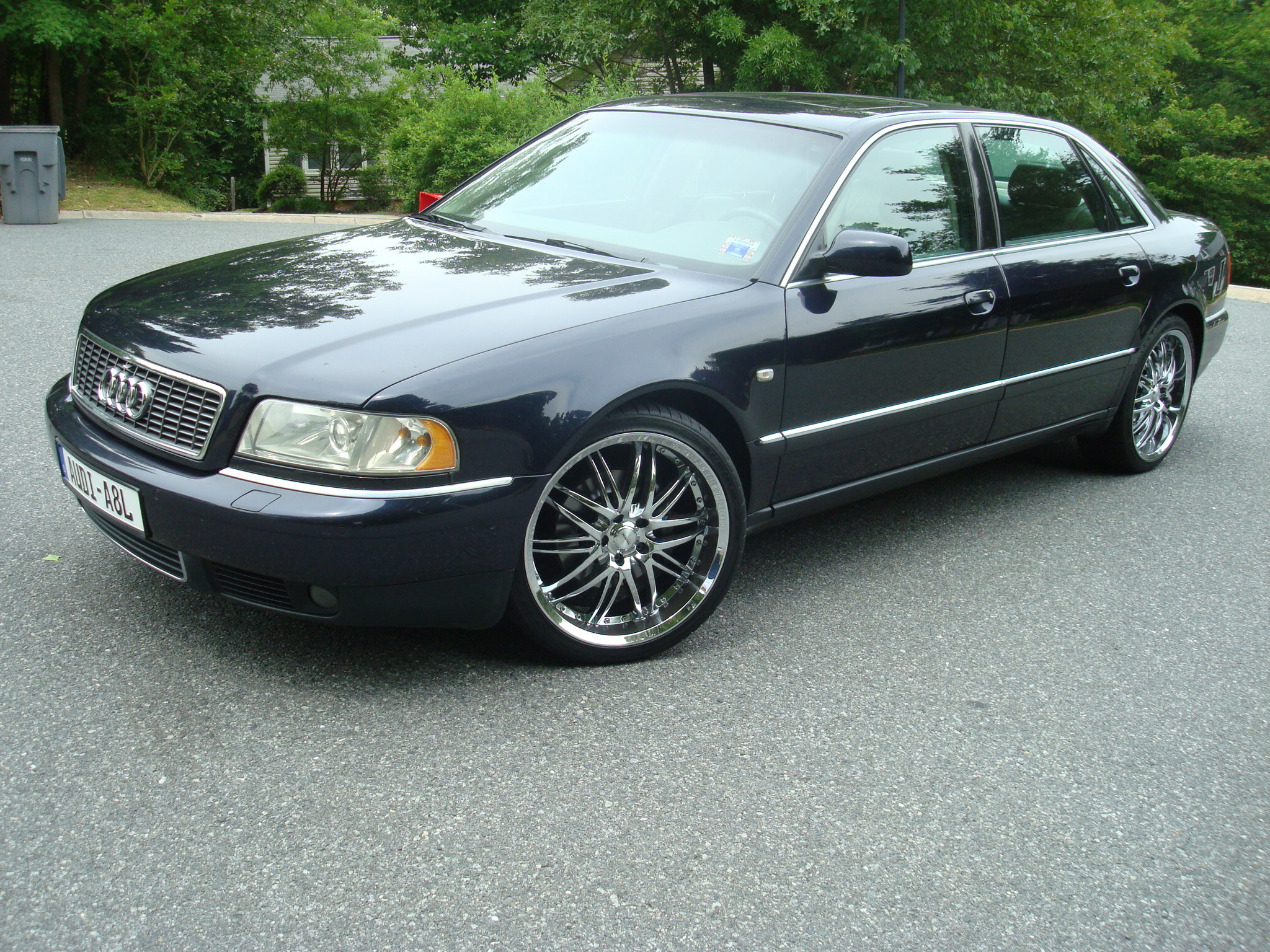 Joeysgotit2 2001 Audi A8 Specs Photos Modification Info