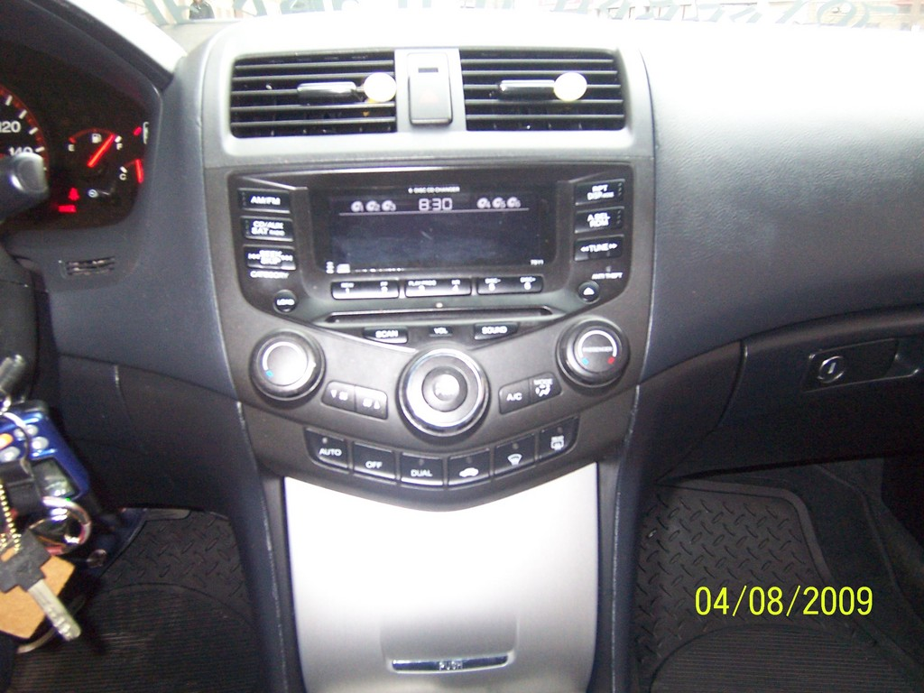 2004 honda accord radio no sound. Black Bedroom Furniture Sets. Home Design Ideas