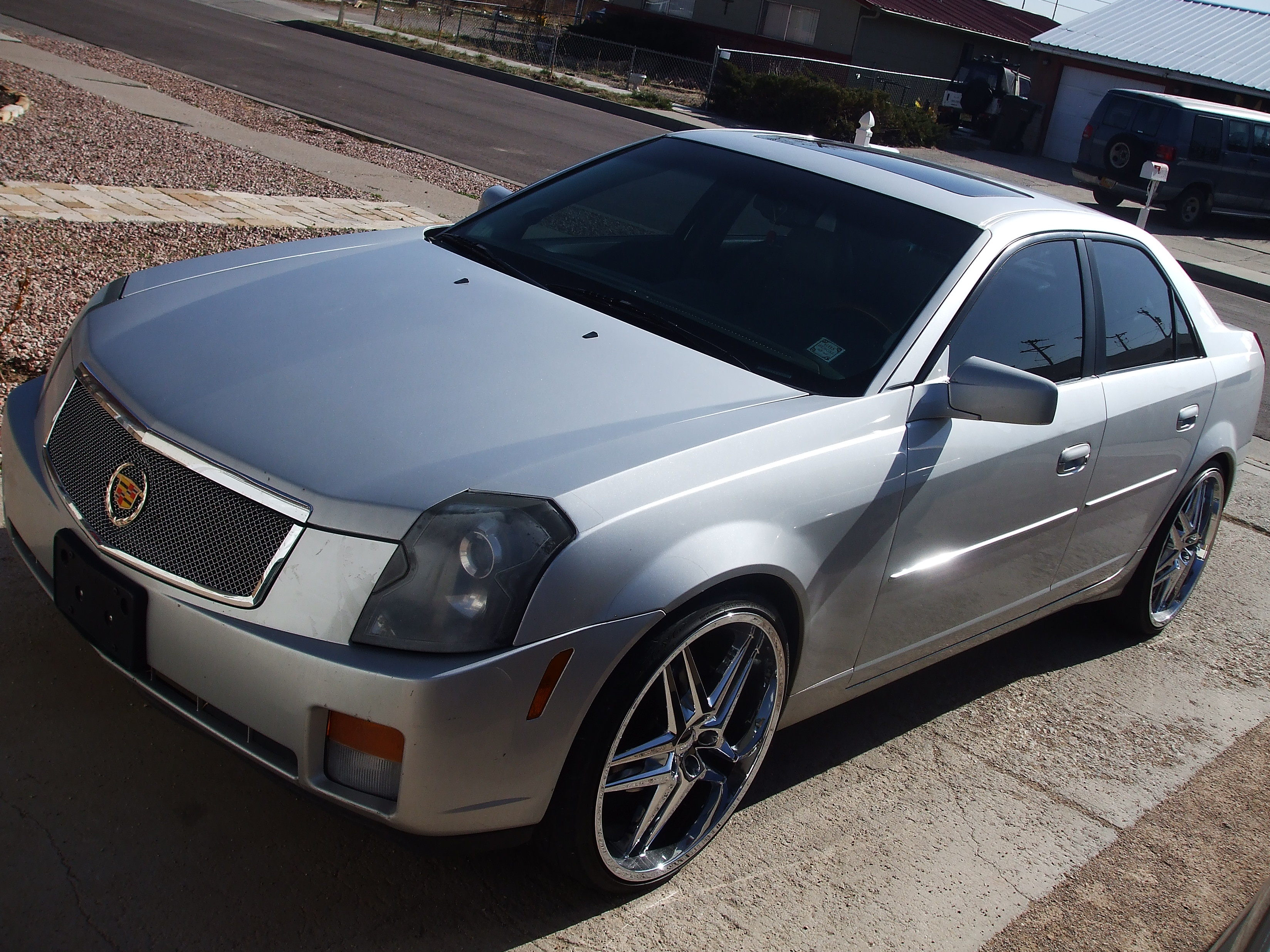 williep628 2003 Cadillac CTS