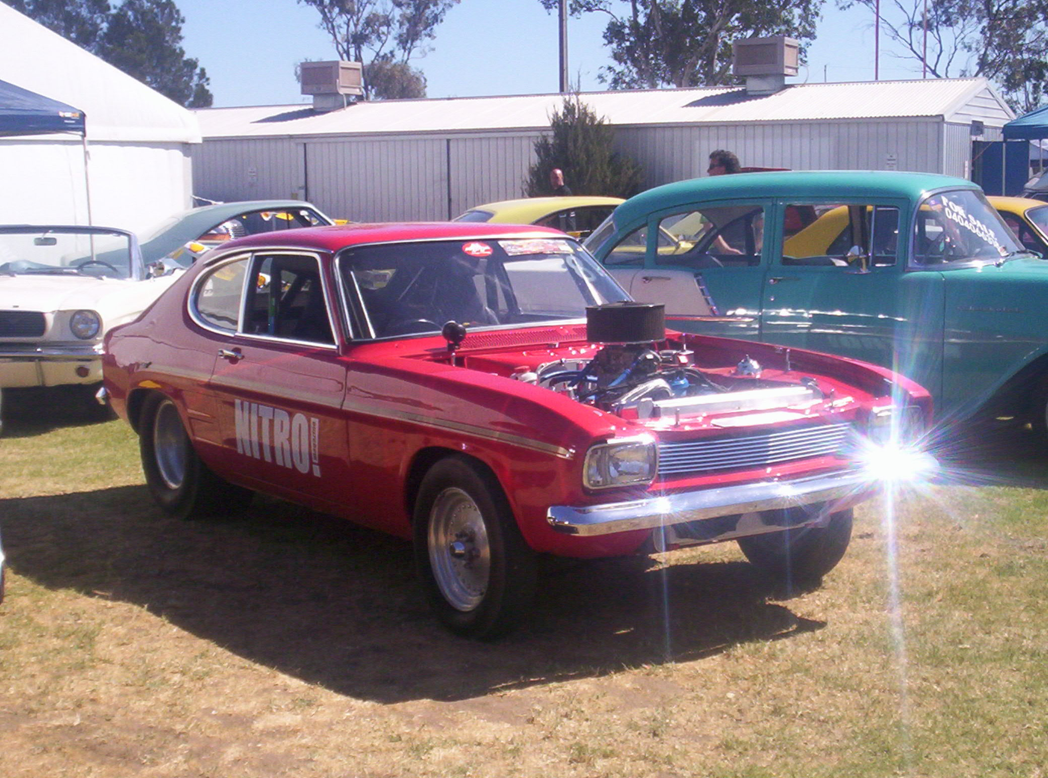Another gtgal989 1970 Ford Capri post... - 12961879