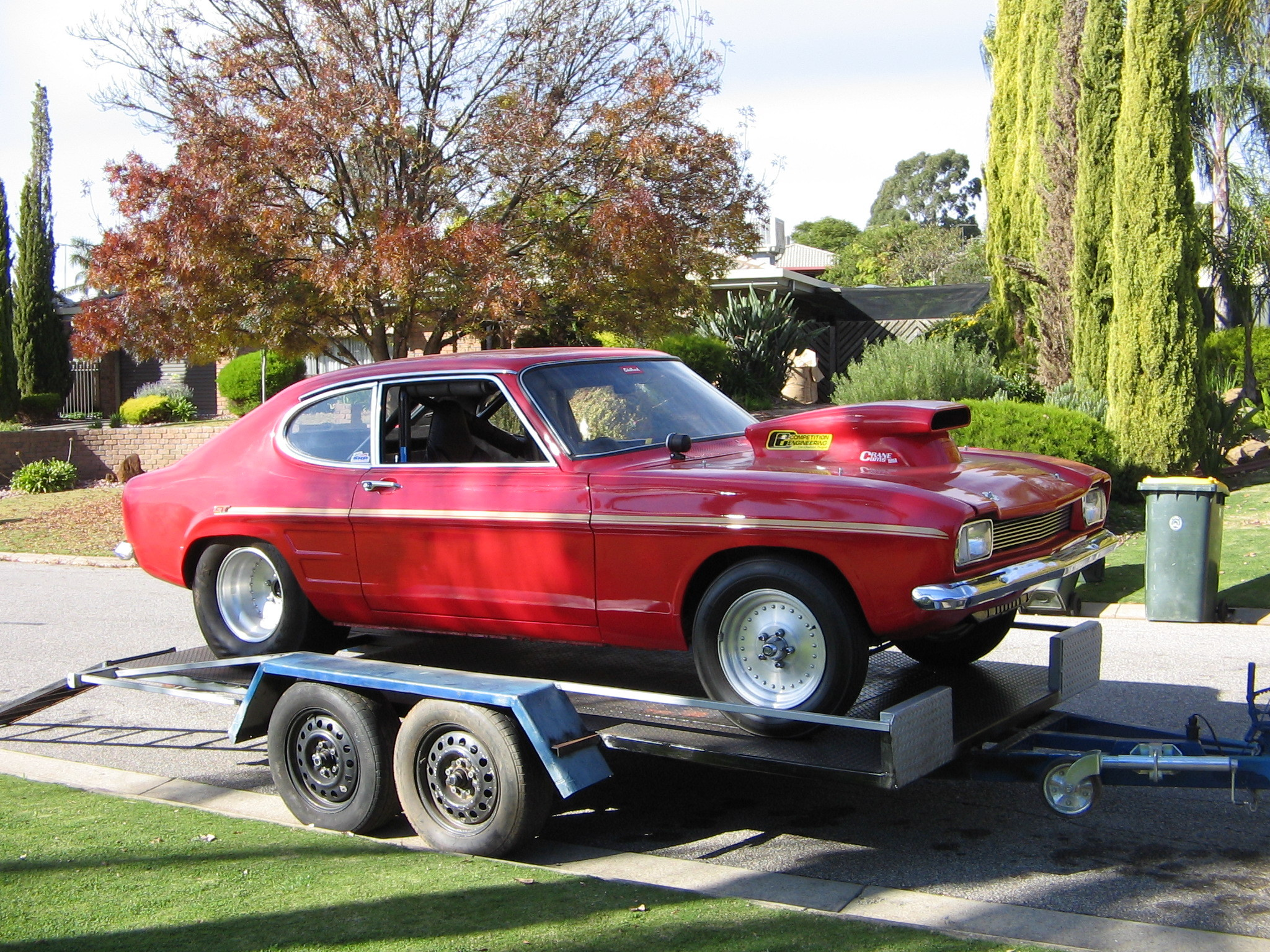 Another gtgal989 1970 Ford Capri post... - 12961889