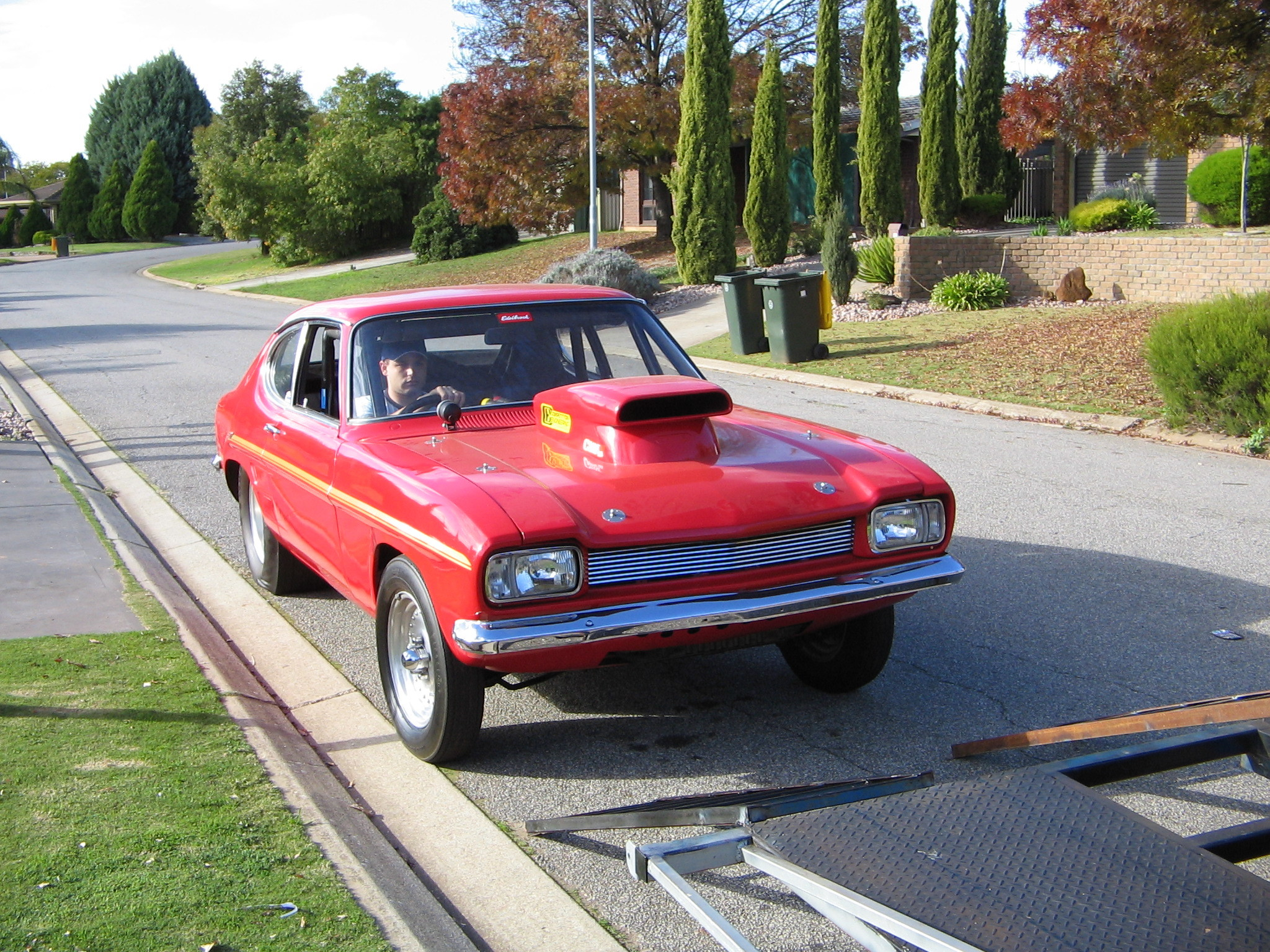 Another gtgal989 1970 Ford Capri post... - 12961890