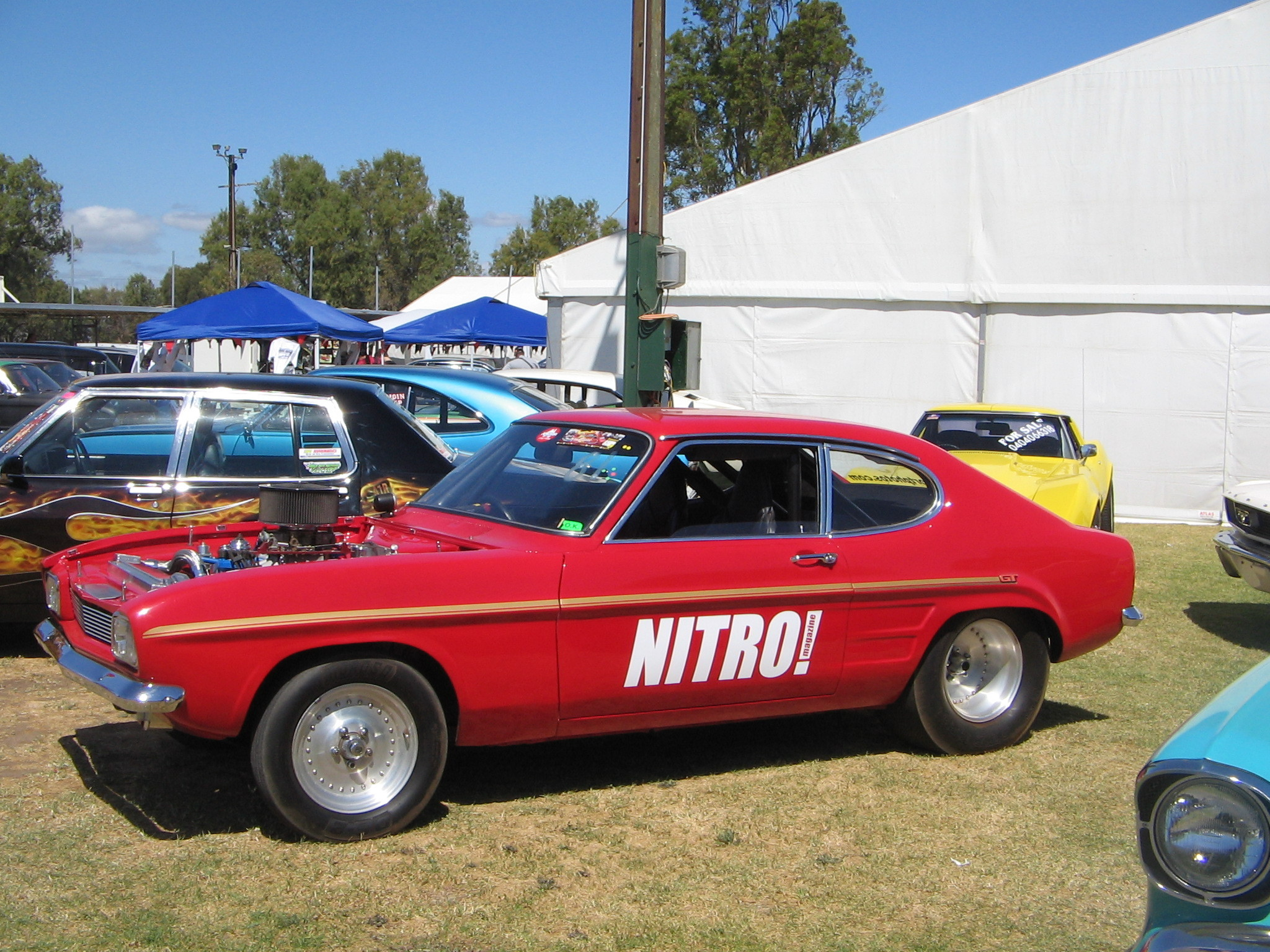 Another gtgal989 1970 Ford Capri post... - 12961898