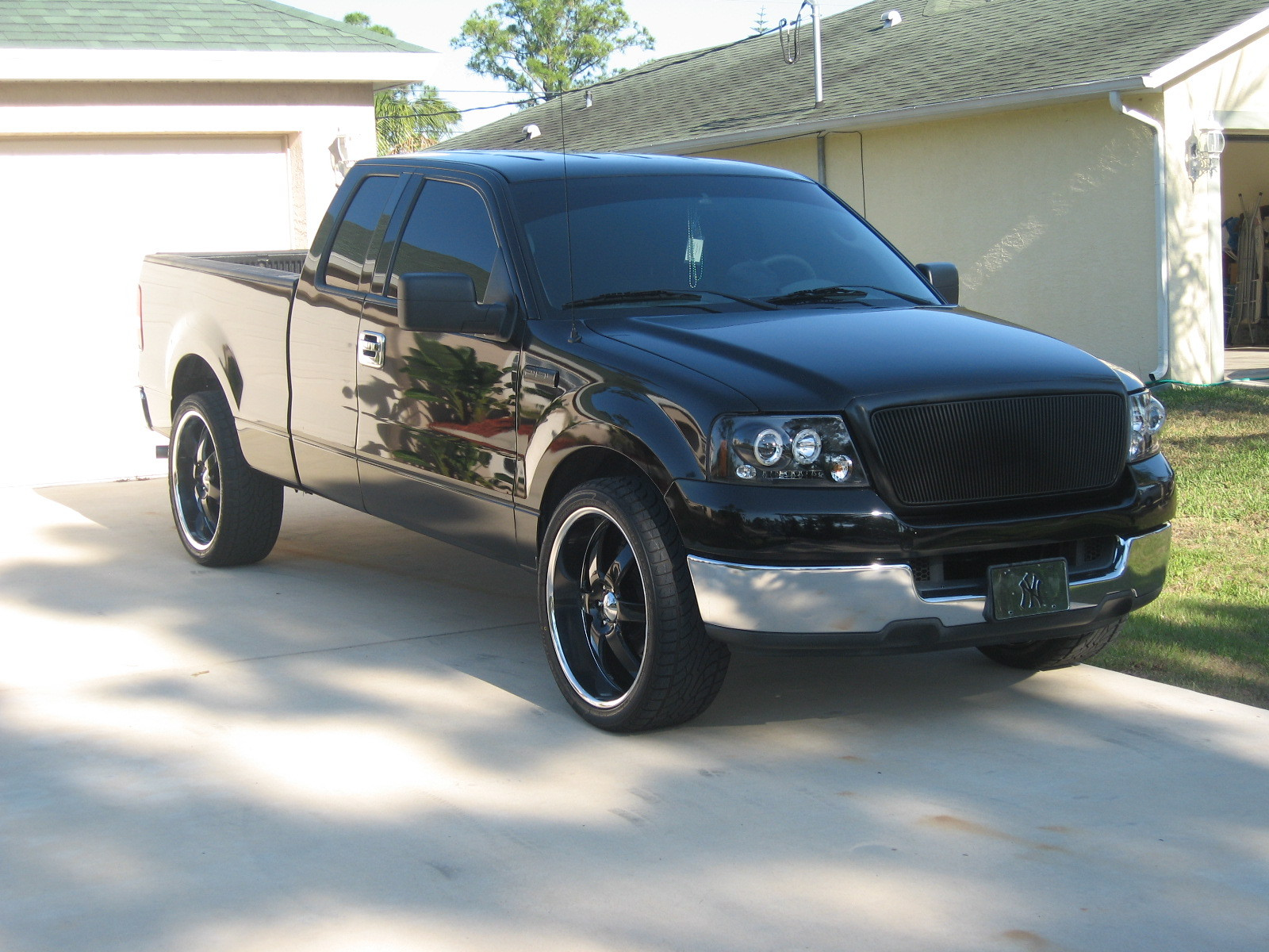 loubolz 2004 ford f150 regular cab specs photos modification info at cardomain. Black Bedroom Furniture Sets. Home Design Ideas