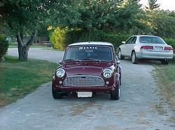 Another Killer_K 1977 Austin Mini post... - 12962810